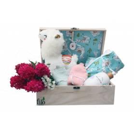 Κουτί δώρου για Nεογέννητο...