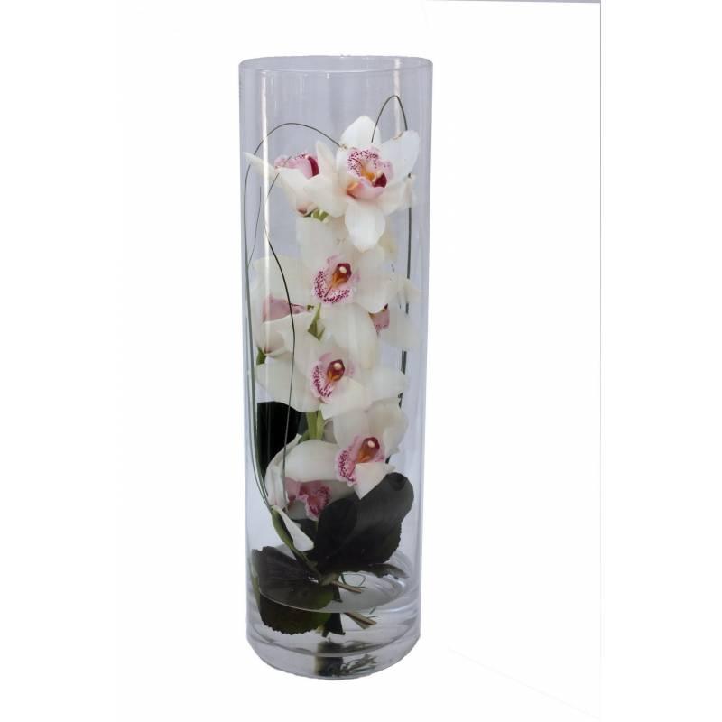 Μπουκέτο Με 24 Πολύχρωμα Τριαντάφυλλα