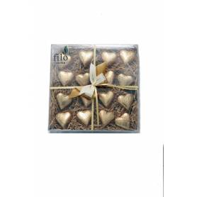 Heart Shaped Chocolates in a Box  - 1