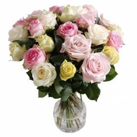 24 Παστέλ Τριαντάφυλλα  - 1
