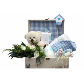 Newborn Boy Gift Box