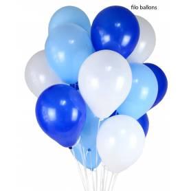 Balloons for the Newborn Boy  - 1
