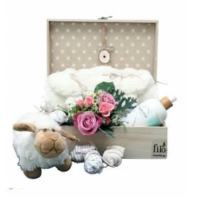 Newborn Gift Box-Sheep