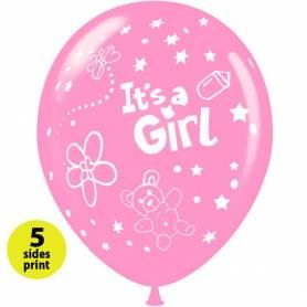 Μπαλόνι Latex It's a Girl