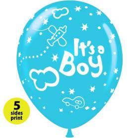 Latex Balloon  It's a Boy  - 1