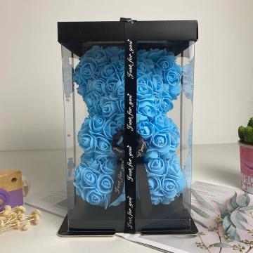 Forever Roses Bear σε Kουτί...