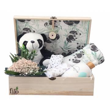 Newborn Gift Box Panda
