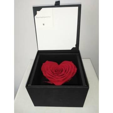 Forever Roses Καρδιά σε κουτί  - 1