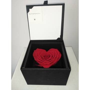 Forever Roses Heart in a Box