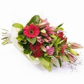 Ανθοδέσμη Με Ποικιλία Λουλουδιών  - 1
