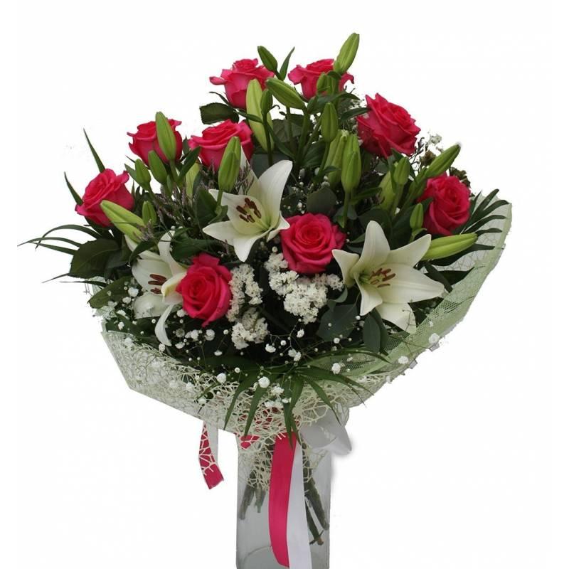 """Bouquet """"Lefkothea"""""""